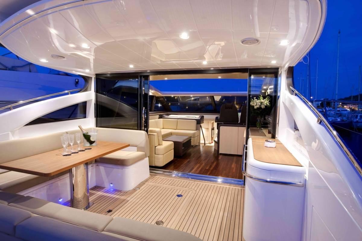 Byblos Saint-Tropez Yacht