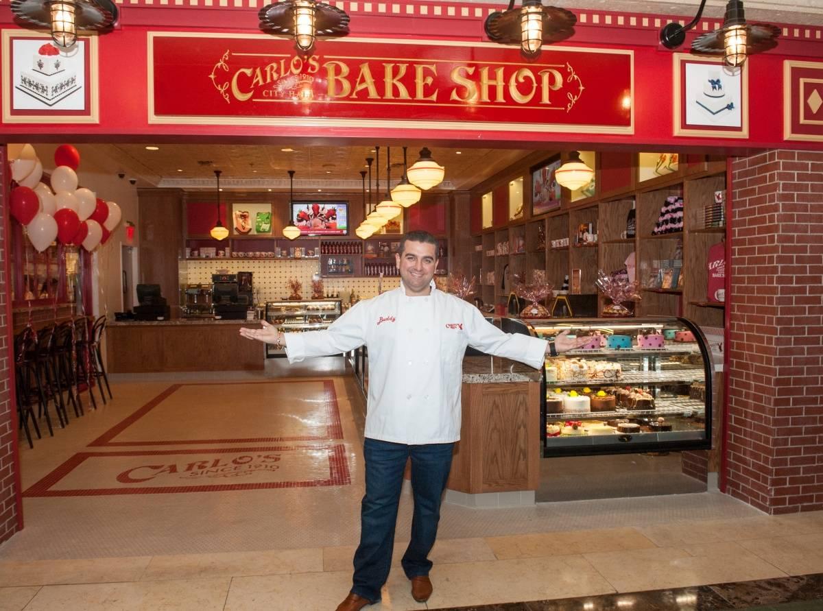 Cake Boos at new Venetian Las Vegas grand opening