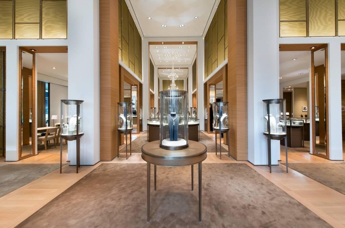 Cartier's Latest New York Shop