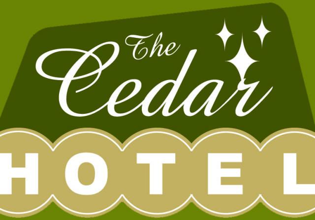 Cedar Hotel Logo