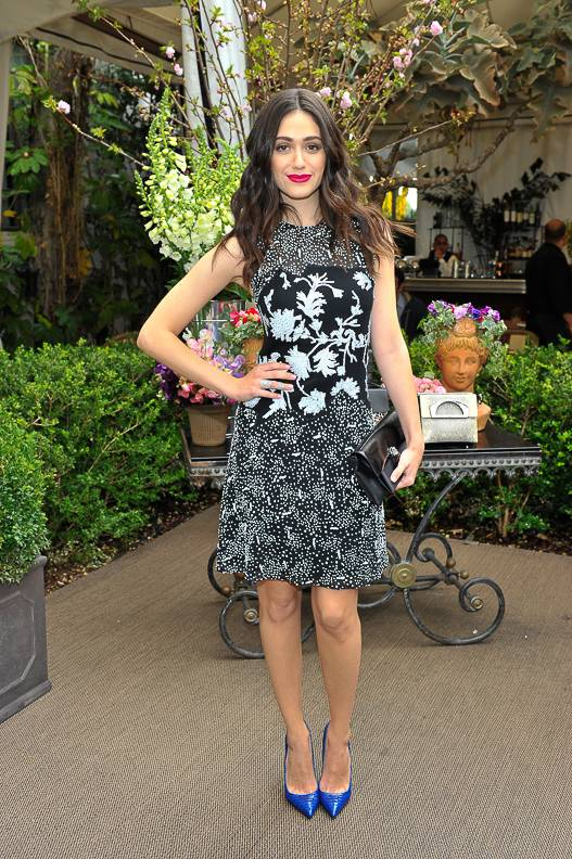 Christian Louboutin Passage Launch - Los Angeles Photo Credit Donato Sordella (38) Emmy Rossum