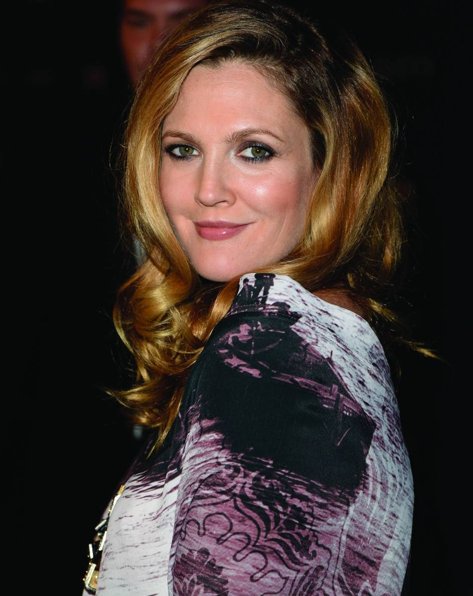 Drew Barrymore2, credit Getty Images