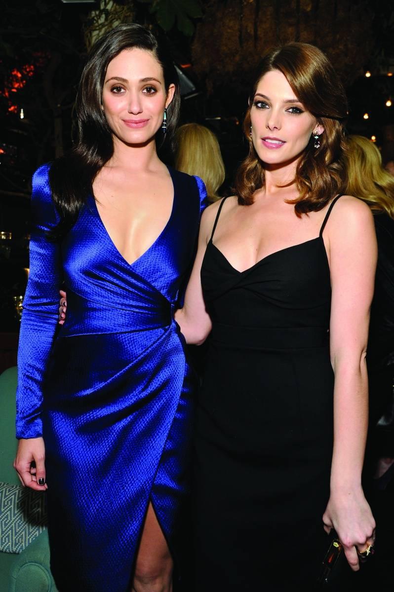 Emmy Rossum + Ashley Greene