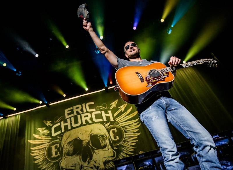 Eric Church Performs at The Chelsea at The Cosmopolitan of Las Vegas April 26_KABIK-227