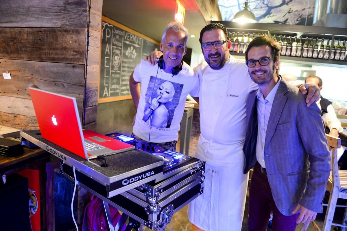 Ferran Lozano, Oscar Manresa, & Jordi Escala96