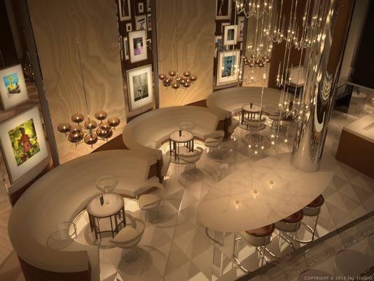 Fizz Lounge-Balcony view TAL-Studios