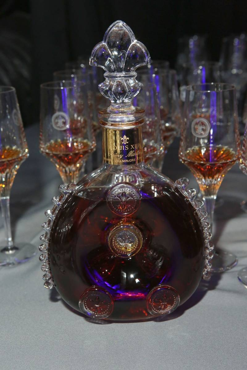 Getty Images for LOUIS XIII
