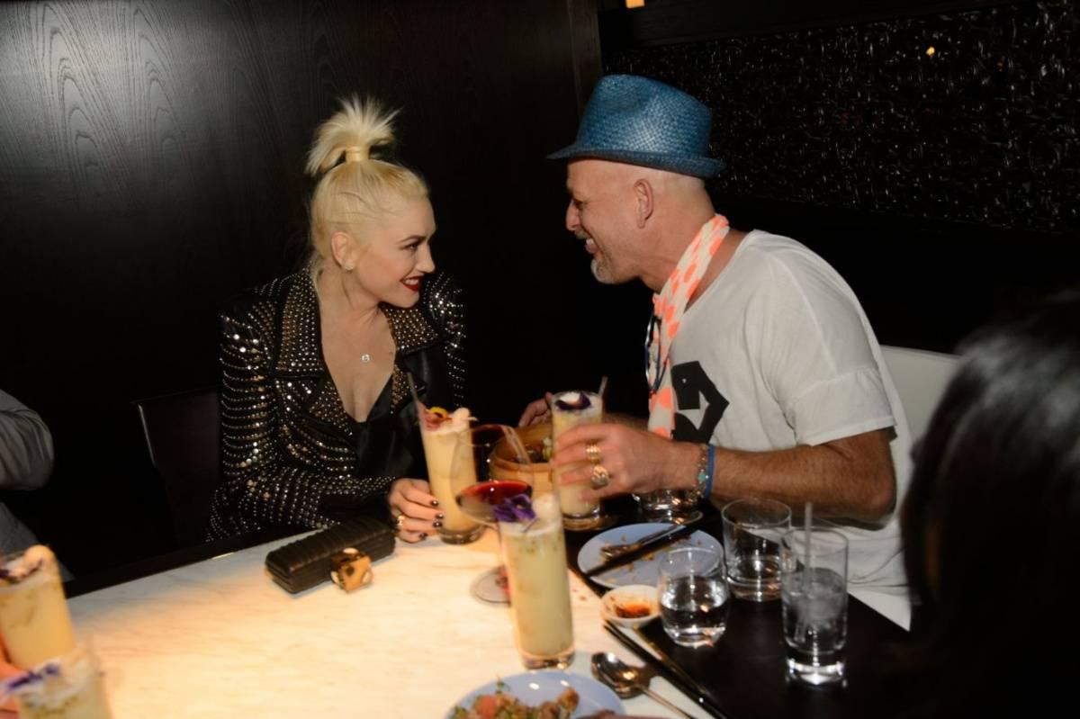Gwen and Danilo_hakkasan Las Vegas Restaurant