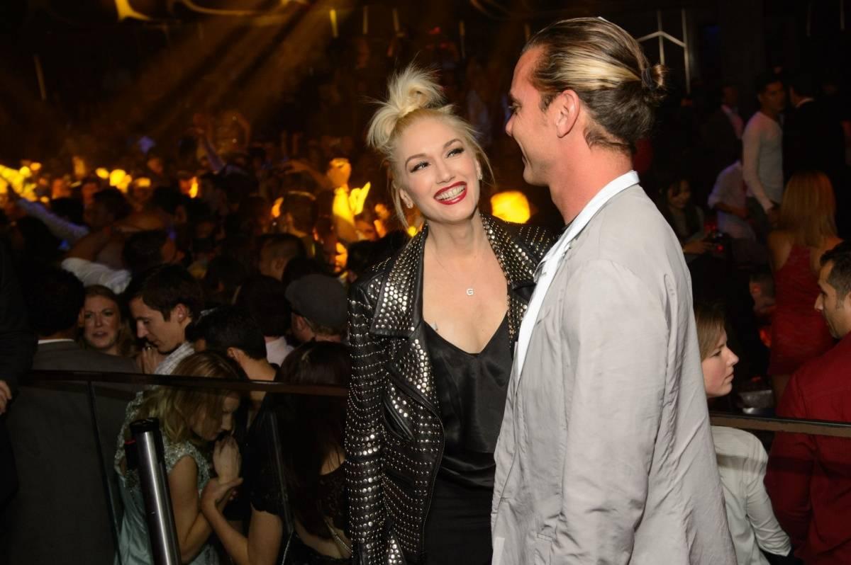Gwen and Gavin_Hakkasan Las Vegas Nightclub