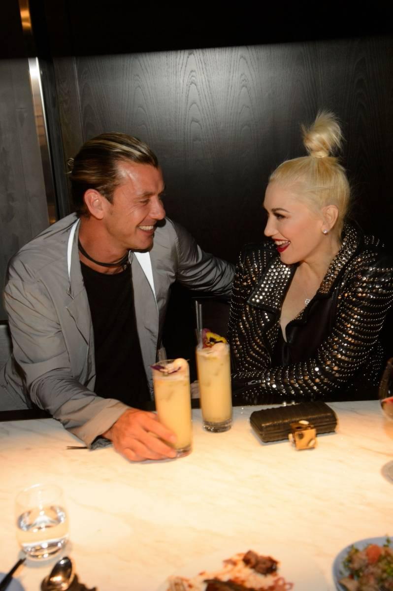 Gwen and Gavin_Hakkasan Las Vegas Restaurant 2