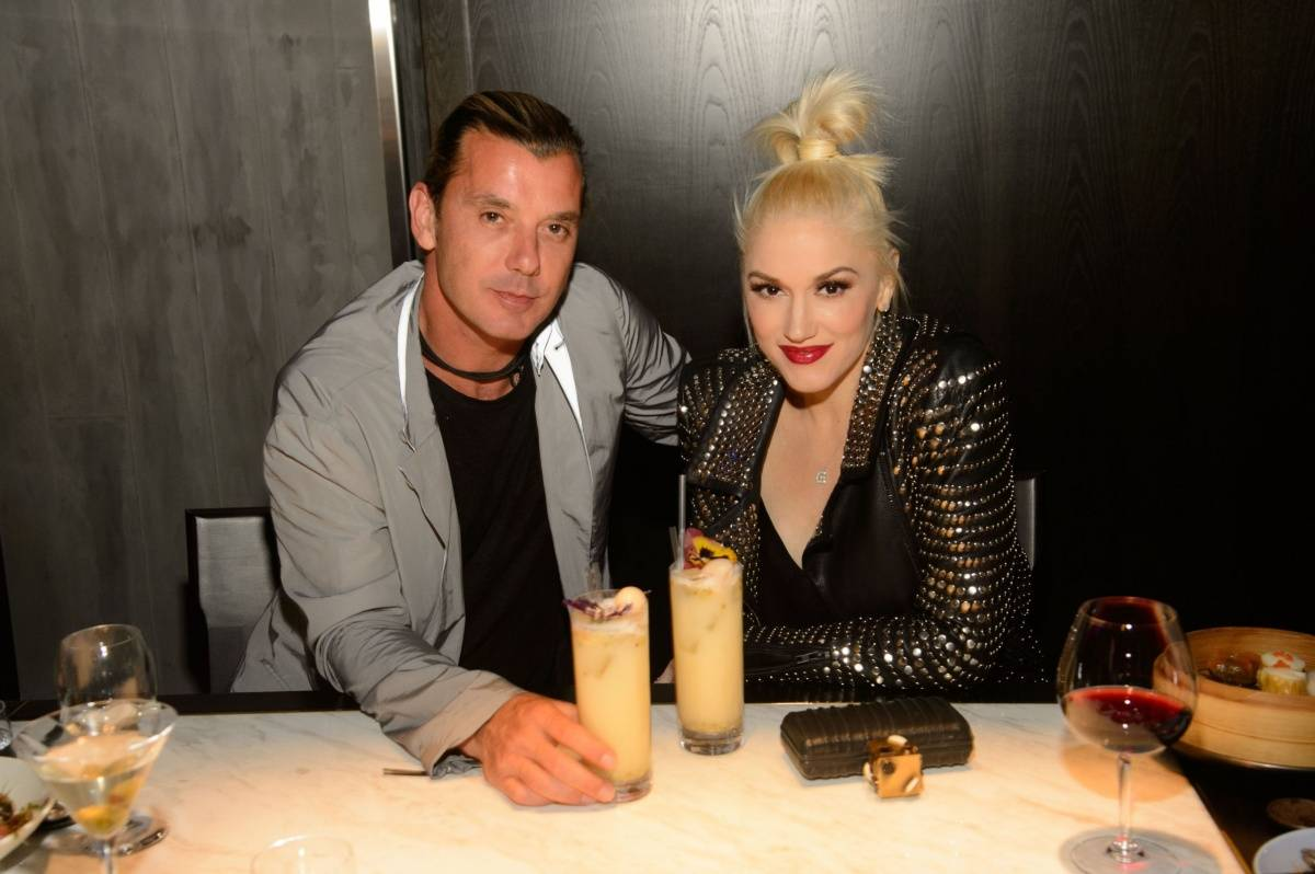 Gwen and Gavin_Hakkasan Las Vegas Restaurant