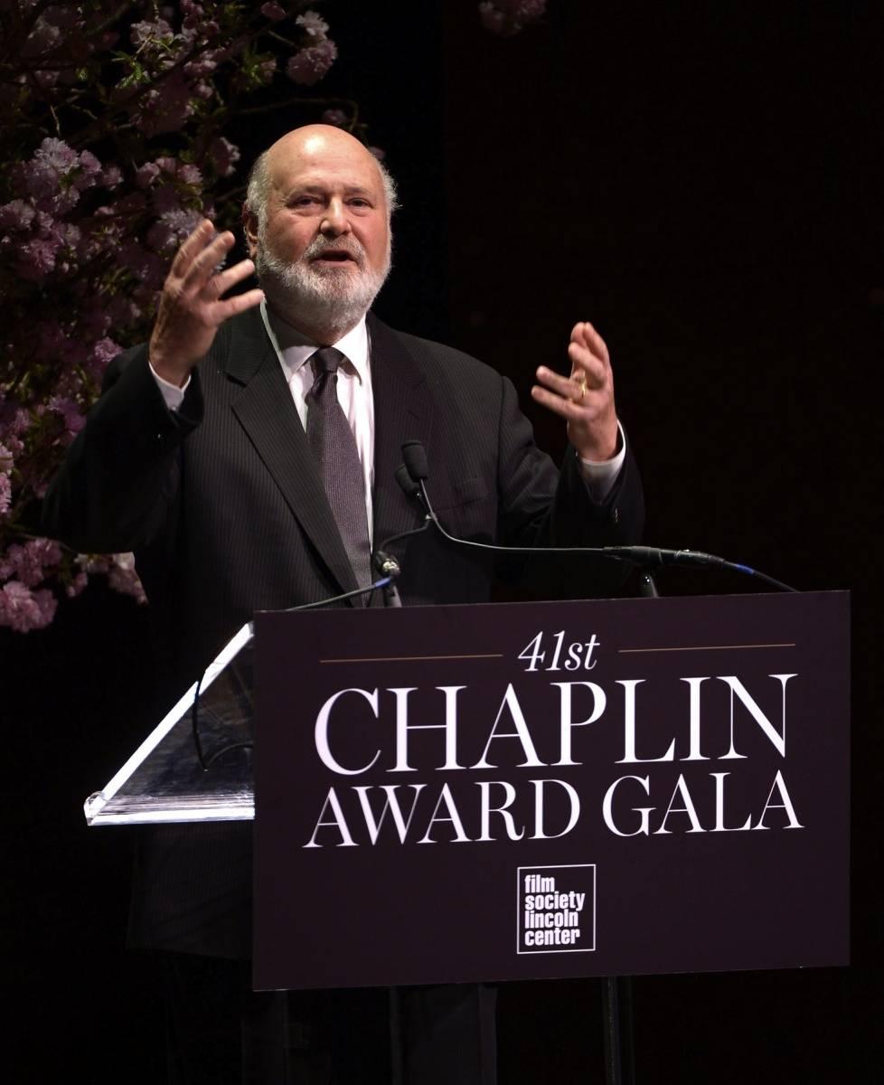 Honoree Rob Reiner – 41st Chaplin Award Gala