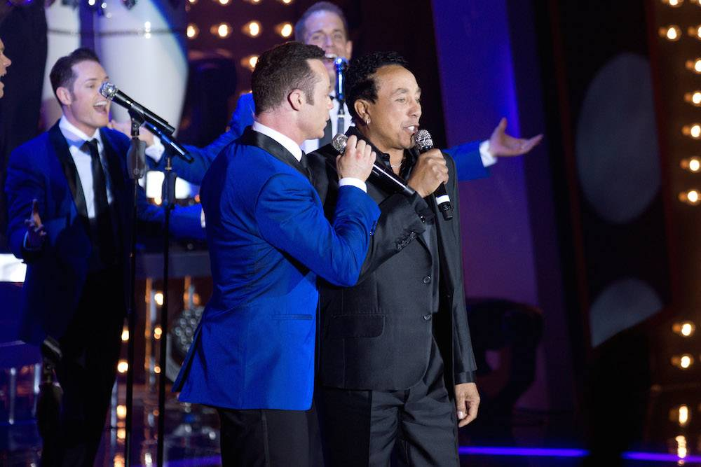 Human Nature 1000th Show 2014
