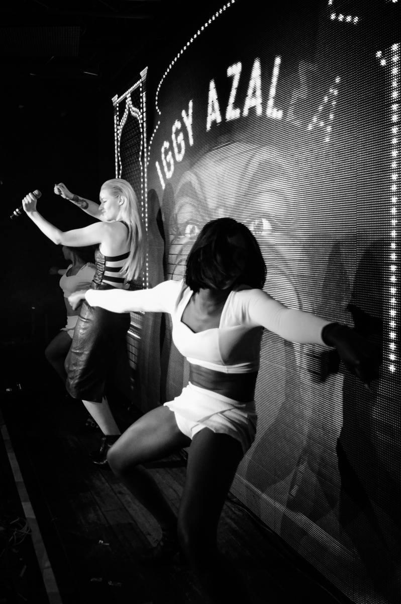 Iggy Azalea at TAO Nightclub