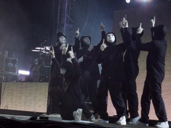 Jabbawockeez Coachella Performance