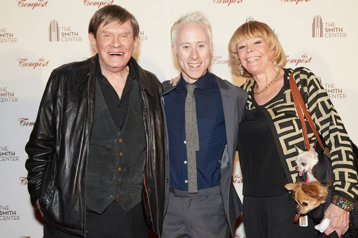Johnny Thompson, Nate Dendy and Pamela Hayes at the World Premiere of THE TEMPEST 4.5.14 (C) Geri Kodey-The Smith Center for the Performing Arts