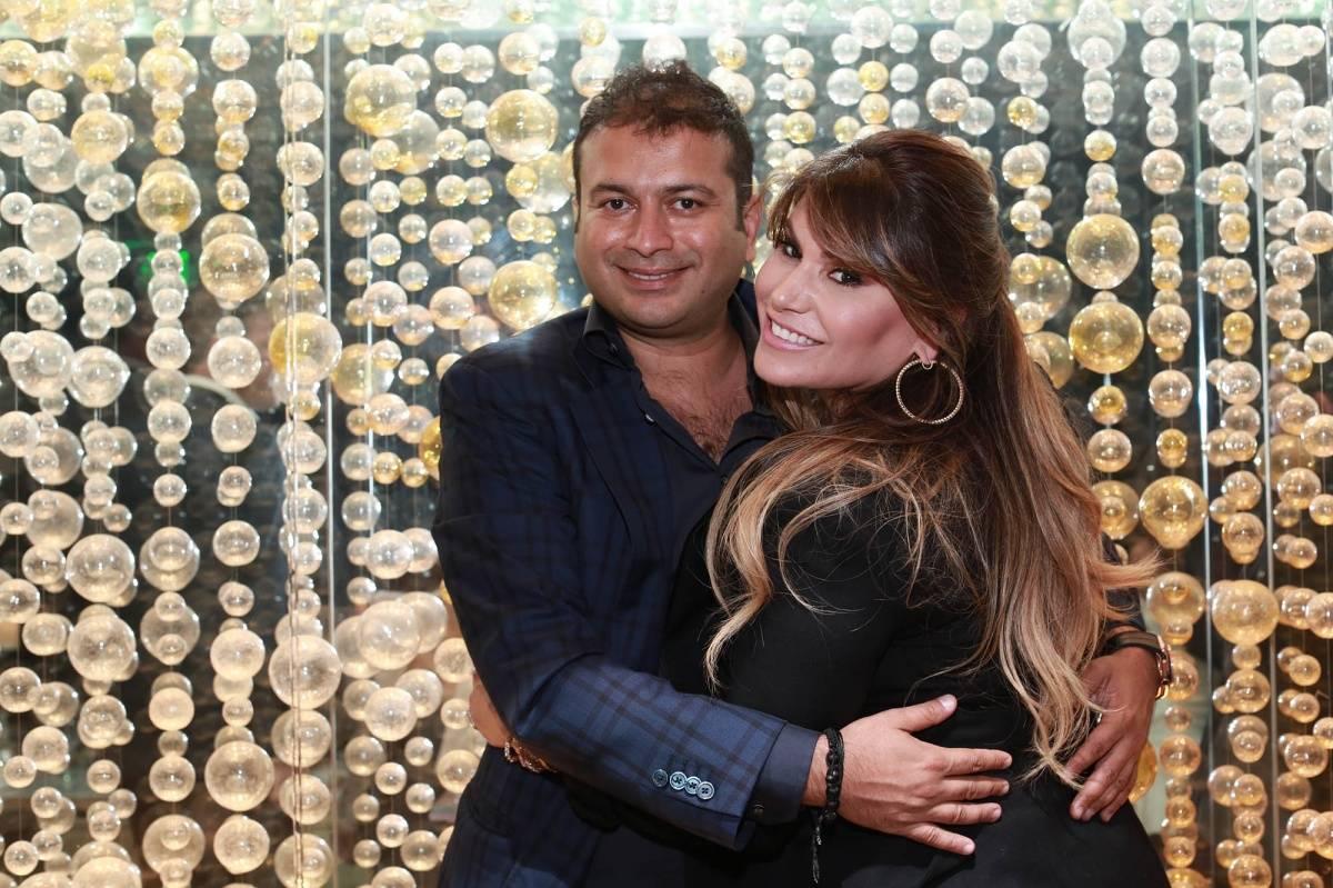 Kamal Hotchandani and Loren Ridinger