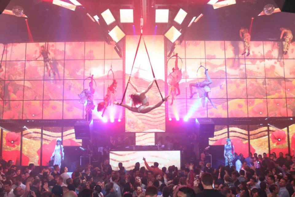 Haute event norman doray spins at light nightclub - Licht nightclub ...