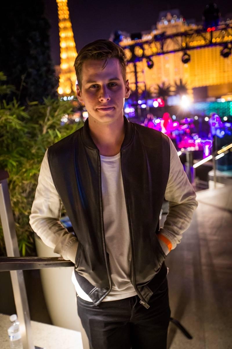 Mark Foster Attends HAIM at Boulevard Pool at The Cosmopolitan of Las Vegas April 17_kabik-33