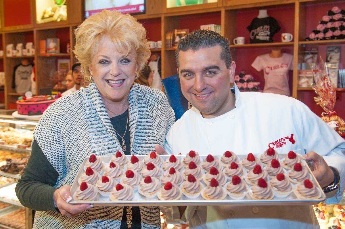 Mayor Carolyn Goodman with Buddy at Carlos Venetian Las Vegas grand opening
