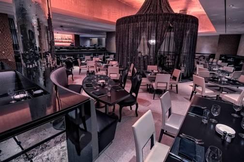 N9NE Steakhouse-Interior 2-24-14
