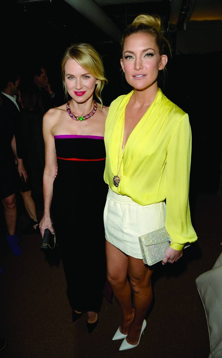 Naomi Watts + Kate Hudson