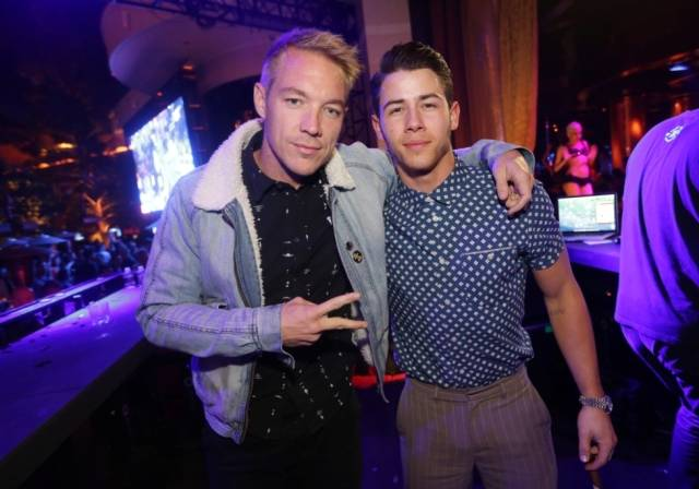 Nick Jonas - XS nightclub
