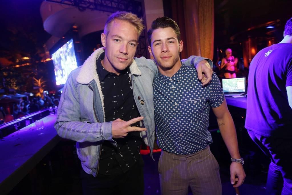 Nick Jonas – XS nightclub