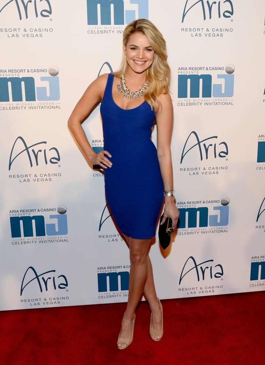 Nikki Ferrel at MJCI Gala ARIA Las Vegas 4.4.14