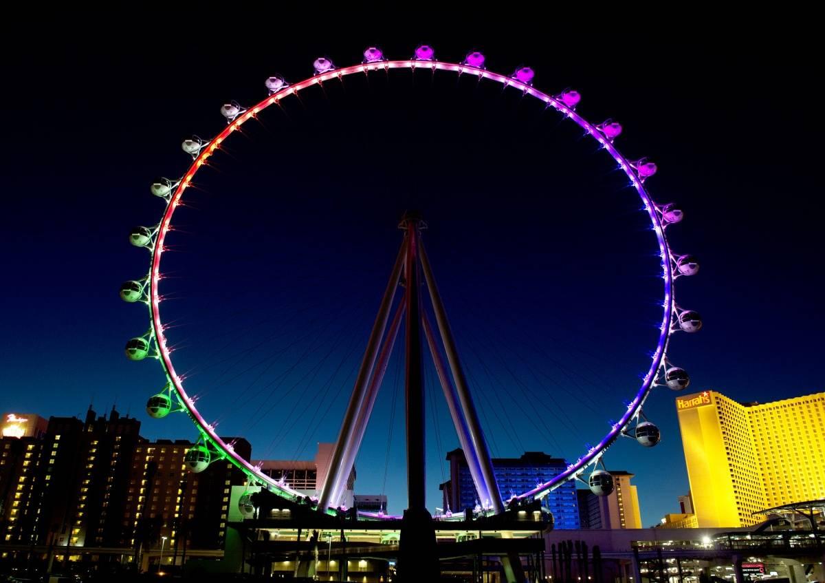 PHOTO 1 Las Vegas High Roller – Credit Denise Truscello