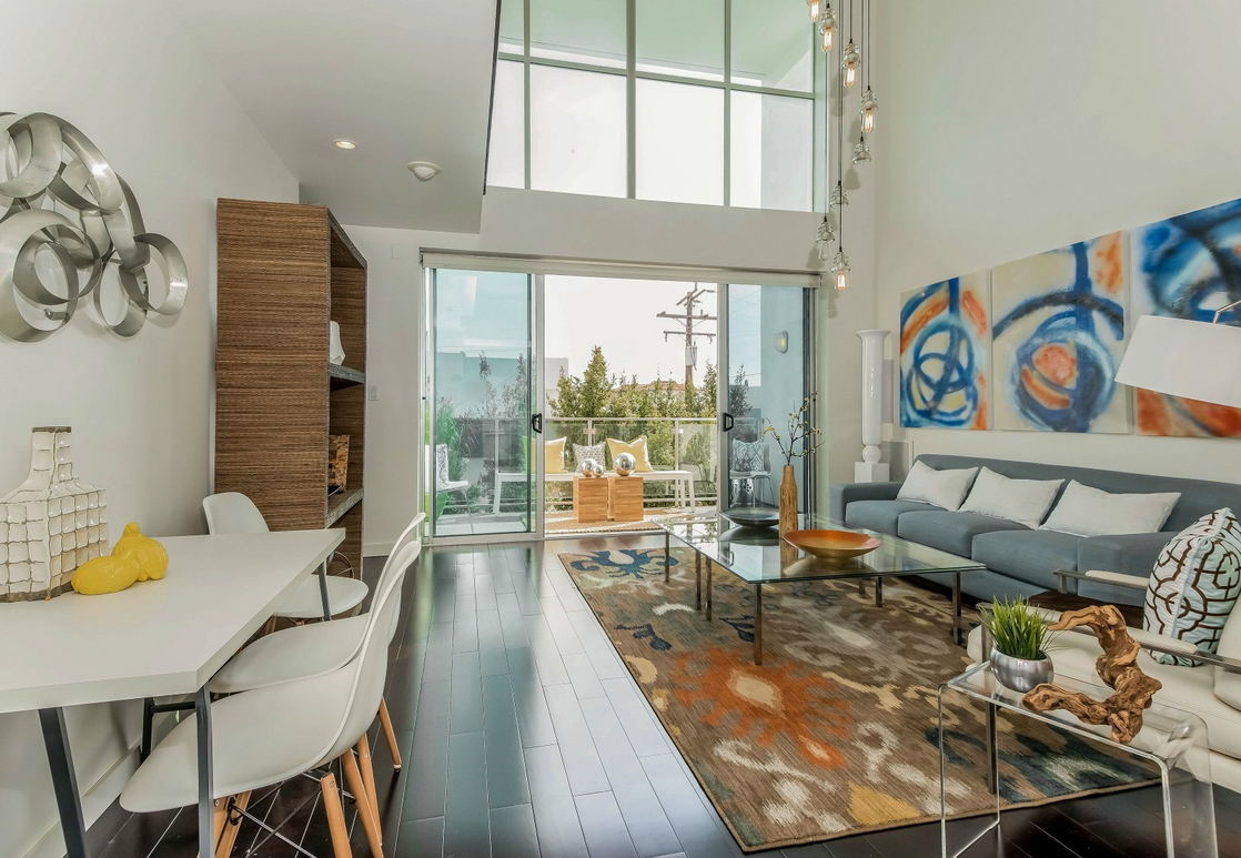 Sotheby's West Hollywood Luxury Town Home