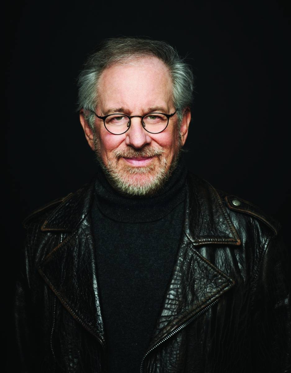 Steven Spielberg, credit Brian Bowen Smith courtesy of  Dreamworks