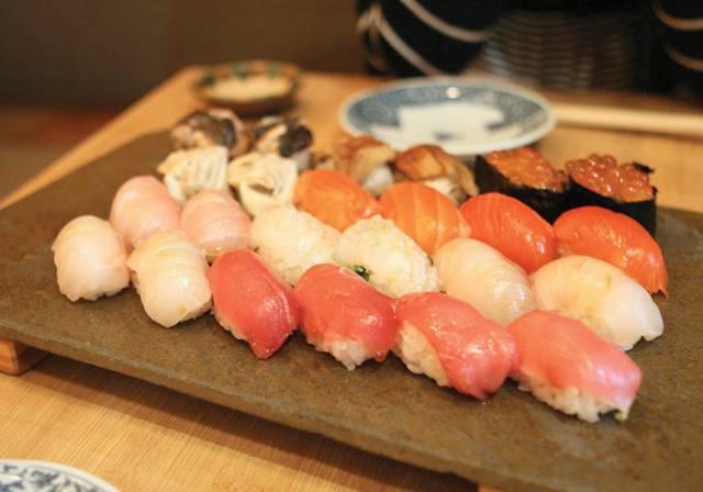 Sushi-Yasuda