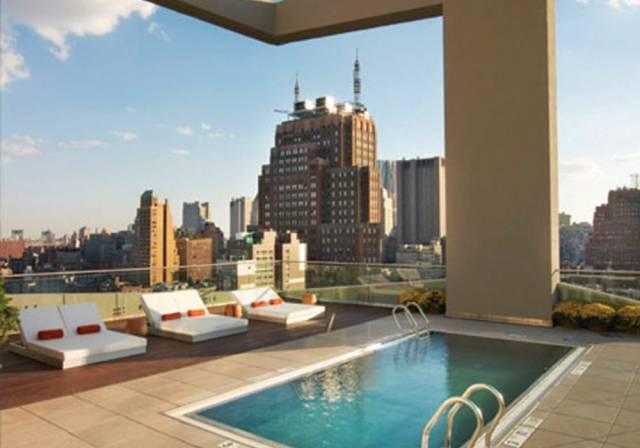 The James New York  www.jameshotels.com 27 Grand Street (212) 465-2000