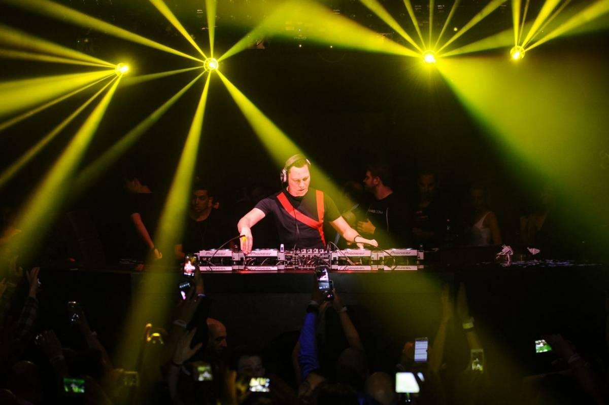 Tiesto_Hakkasan Las Vegas Nightclub