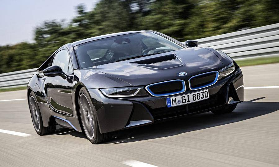 Top 5 Luxury Hybrid Cars For 2015