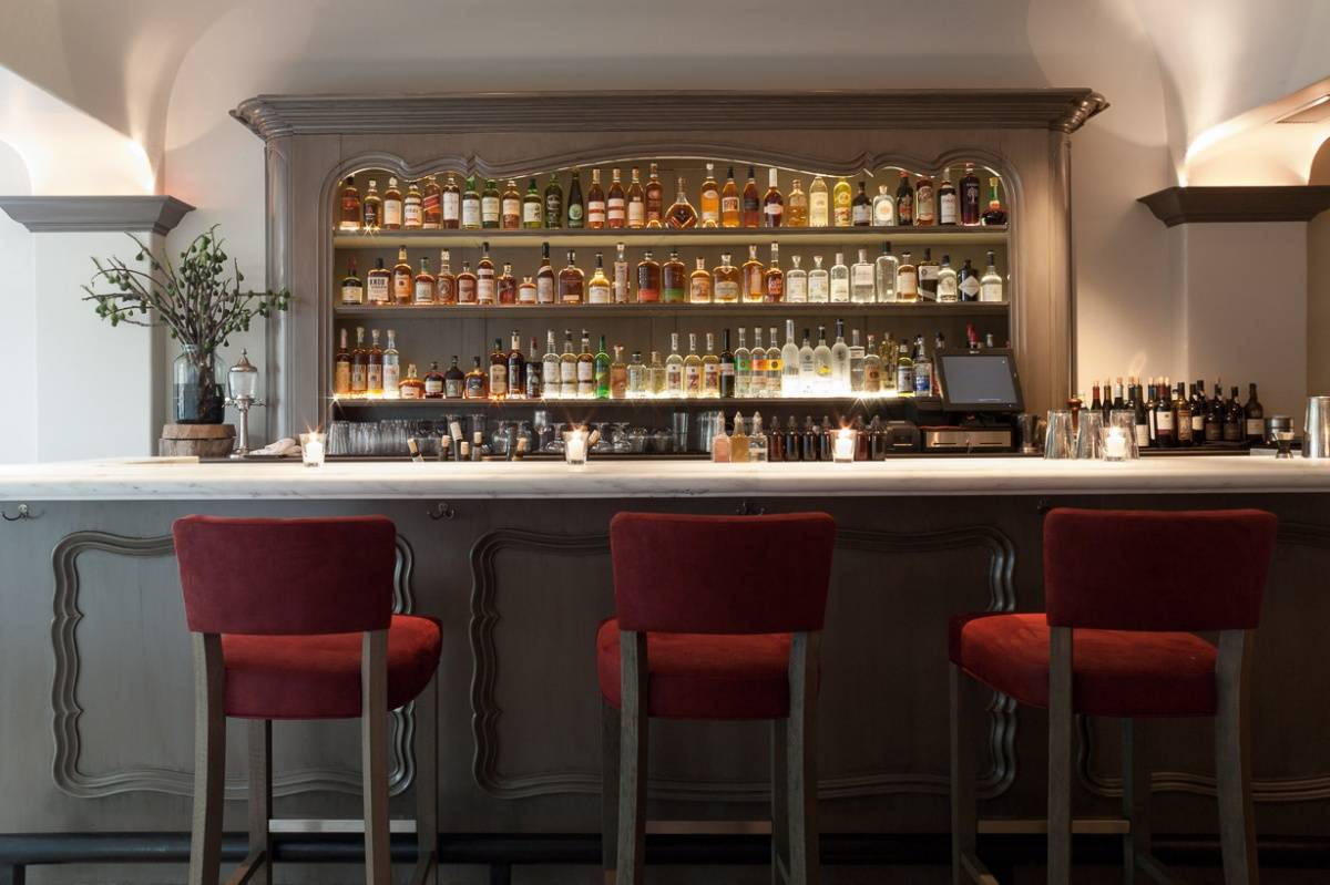 The Bar at Chalkboard