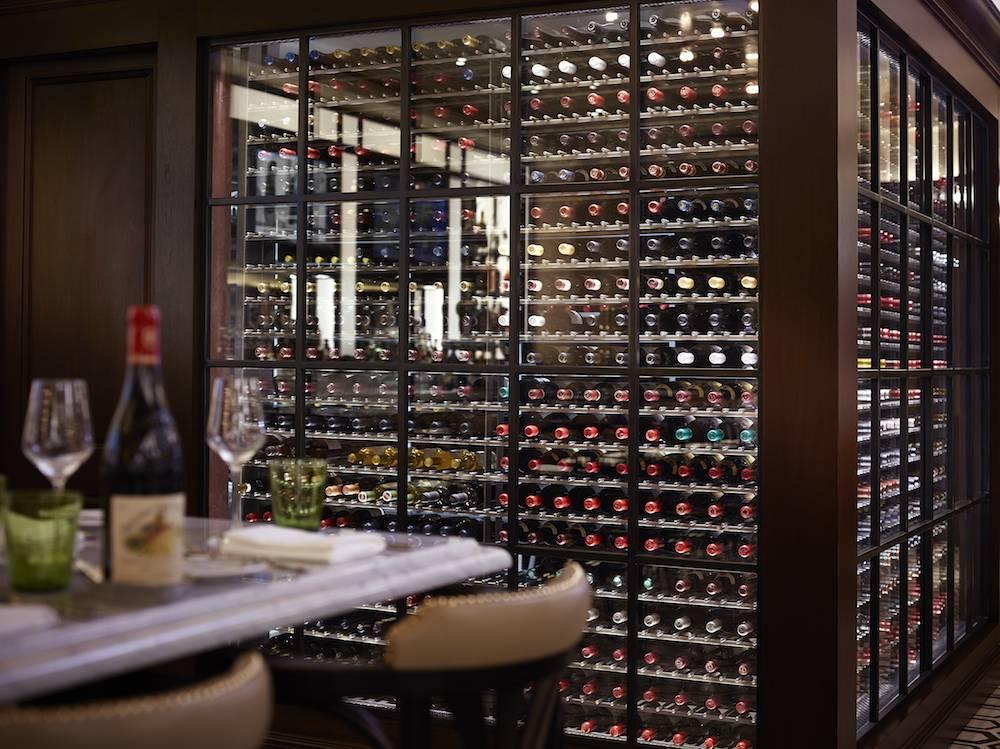 db brasserie Wine Cellar_db brasserie_B. Milne