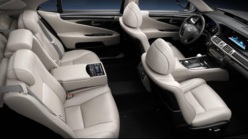 5 Lexus Ls 600 H
