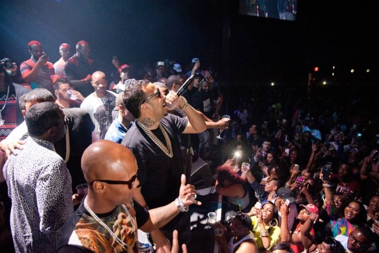 05.03.14_French Montana Performing at Puff Daddy's fight after party at The Joint_Hard Rock Hotel & Casino_Photo credit Patrick Gray
