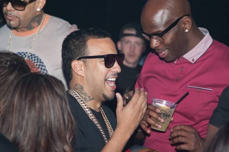 05.03.14_French Montana at Puff Daddy's fight after party at The Joint_Hard Rock Hotel & Casino_Photo Credit Patrick Gray
