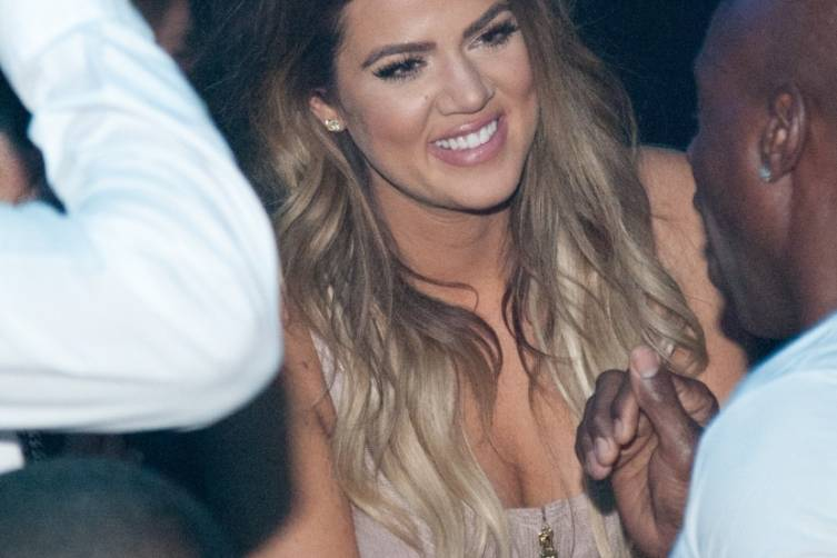 05.03.14_Khloe Kardashian at Puff Daddy's fight after party inside The Joint_Hard Rock Hotel & Casino_Photo Credit Patrick Gray