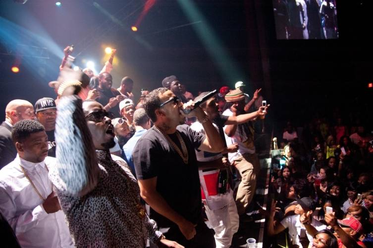 05.03.14_Puff Daddy and French Montana at The Joint_Hard Rock Hotel & Casino_Photo credit Patrick Gray