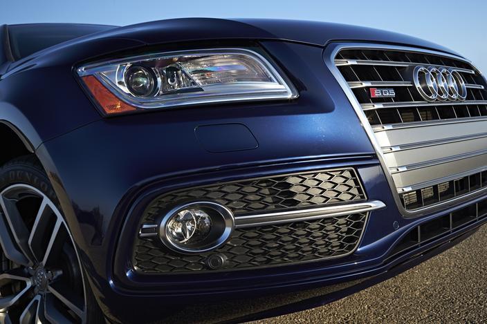 Audi SQ5 Quattro Tiptronic