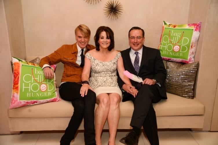 2- Ken Downing, Diana Bennett and Brian Burton