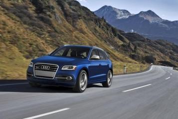 Audi SQ5 Quattro Triptonic