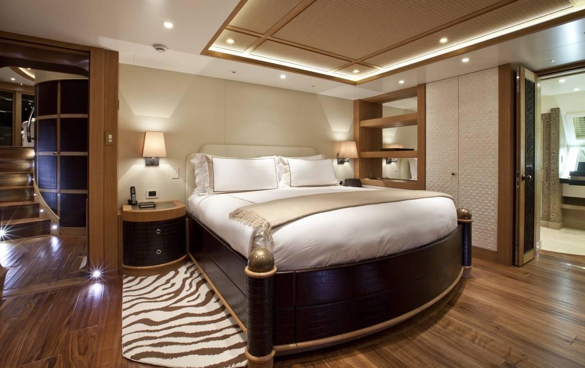 "Burgess Yacht's ""Hemisphere"" Catamaran"