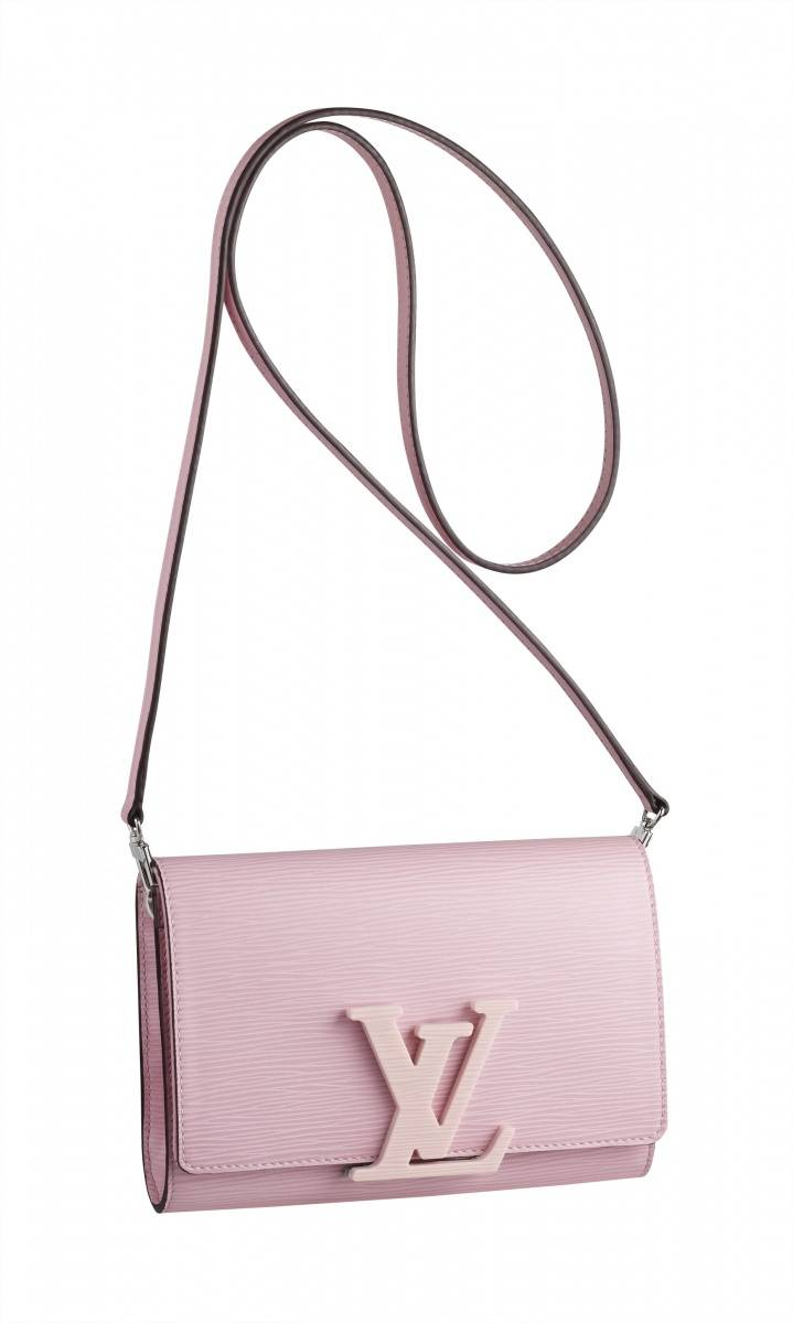 Pink cross body mini from Louis Vuitton