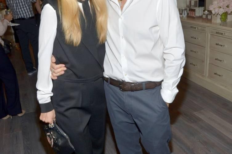 Rachel Zoe + Rodger Berman
