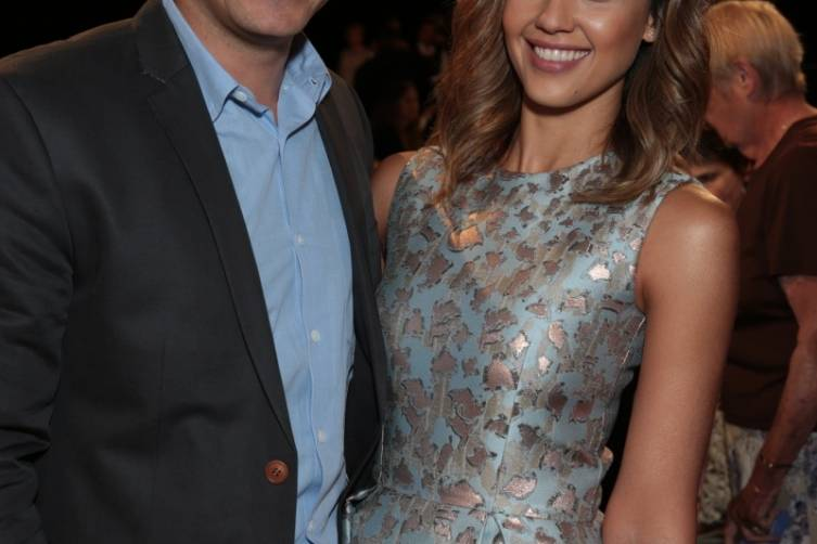 Jessica Alba, Cash Warren